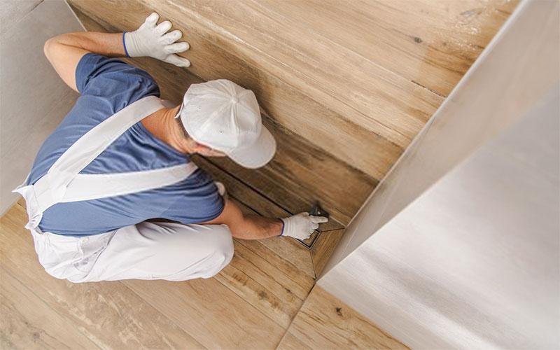 How to Install Ceramic Floor Tile on Wood | contructiicivile.ro