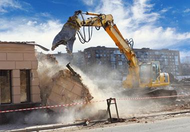 building demolition | contructiicivile.ro