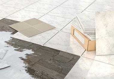 installing floor tile | contructiicivile.ro