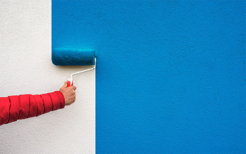 How to Paint a Room Fast | contructiicivile.ro