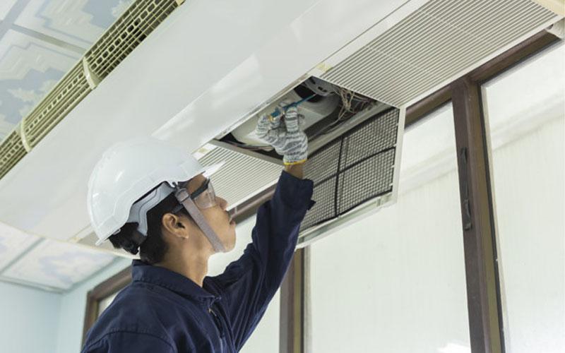 Ce să faci când AC Compresor nu este de lucru B ut ventilator este Running