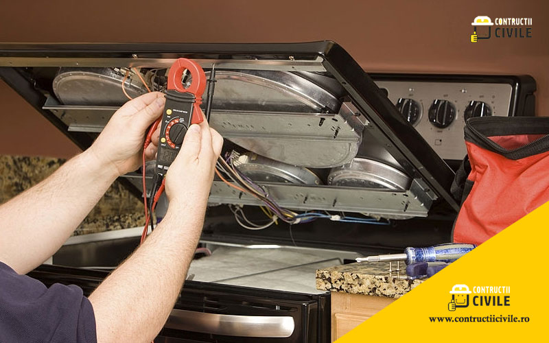 7 Most Common Electric Oven Problems and How to Repair Them