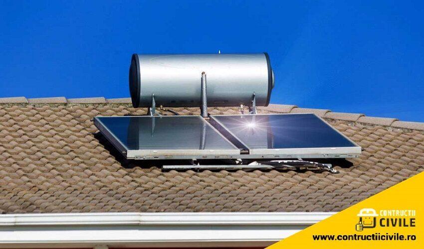 O prezentare detaliată a încălzitorului solar de apă