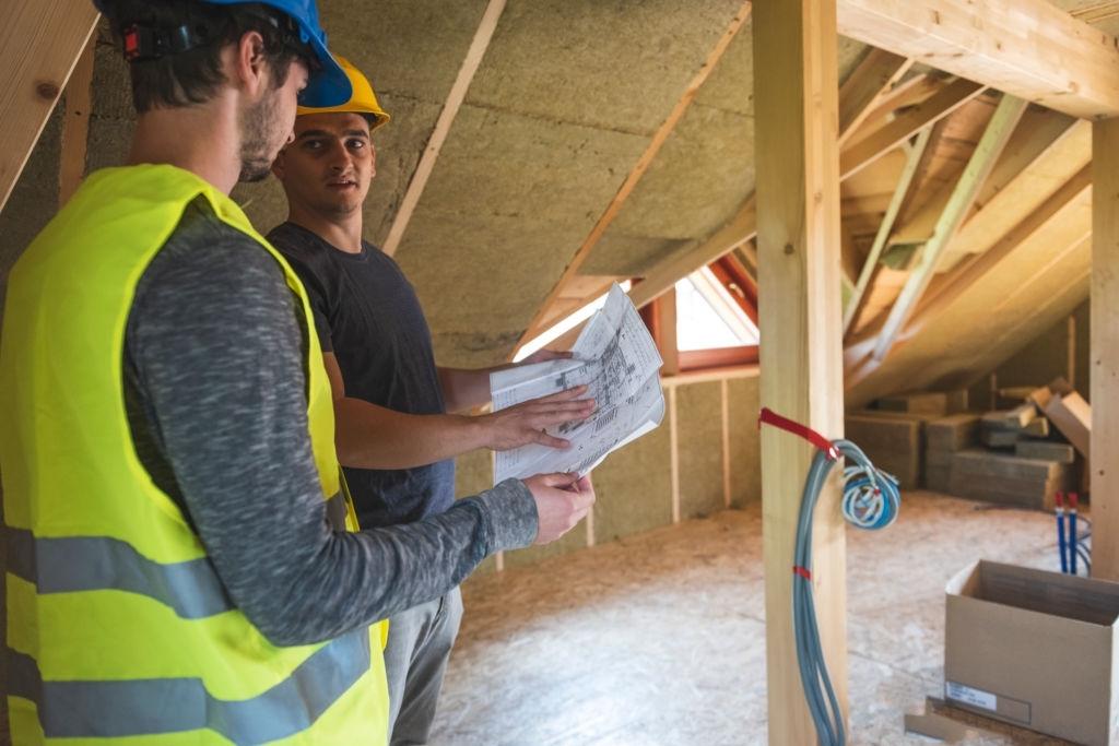 Floor and attic expert team