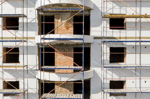 External wall constrction