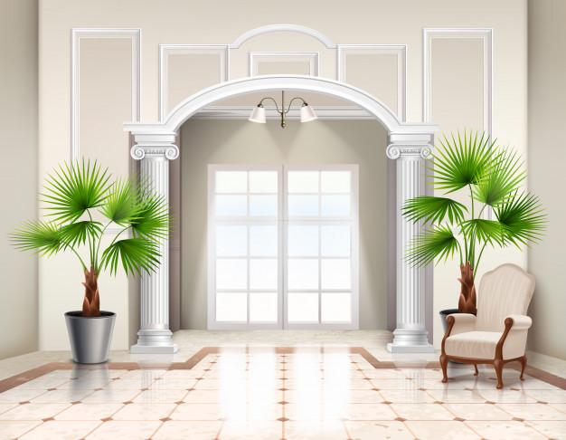 Interior Tree