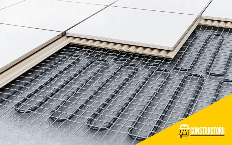 Încălzirea prin pardoseală: un ghid pentru începători pentru instalarea sistemelor umede